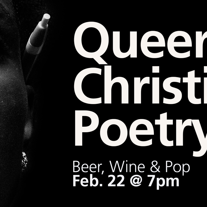 Queer Christian Poetry