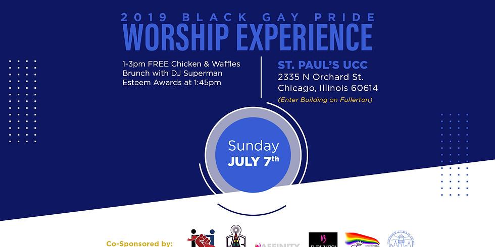 Black Gay Pride Worship Service