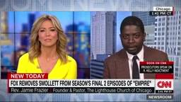Lighthouse Lead Pastor, Jamie Frazier featured in a 2-22-19 segment on CNN about the Jussie Smollet case