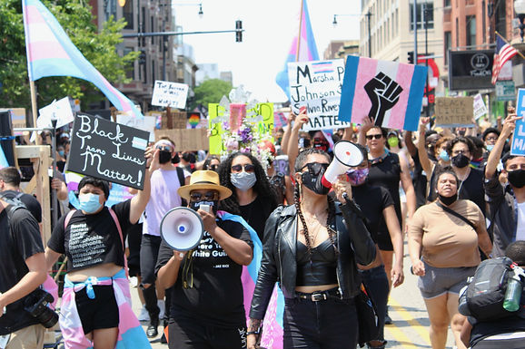 'Black Queer Equity Index' To Evaluate Local LGBTQ Nonprofits On Racial Diversity, Equity