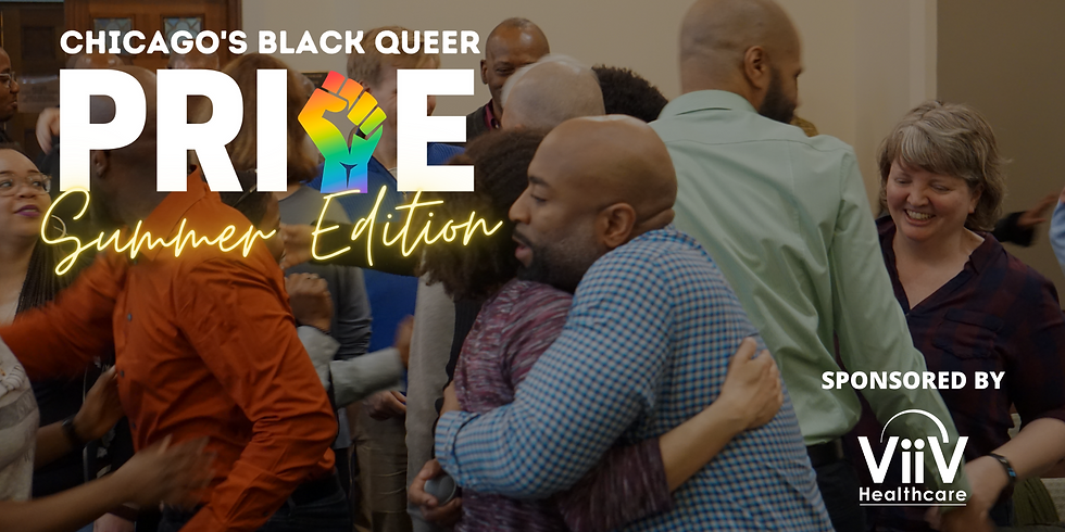 Black Queer Pride Lighthouse UCC Church Service