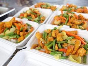 Kulinarische Küche: Malaysia
