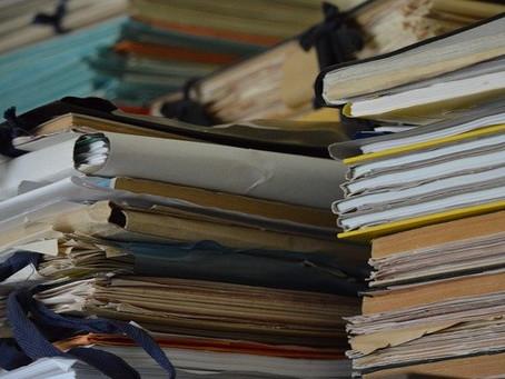 Die Scheu vor der Bürokratie