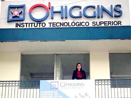Interview mit Debbie - die Arbeitswelt in Ecuador