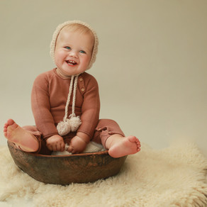 How to photograph your own child?