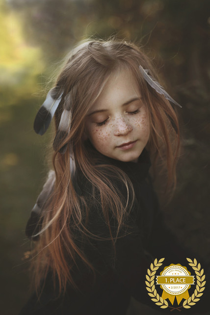 ANFS Awards - 1st pllace Child Portrait