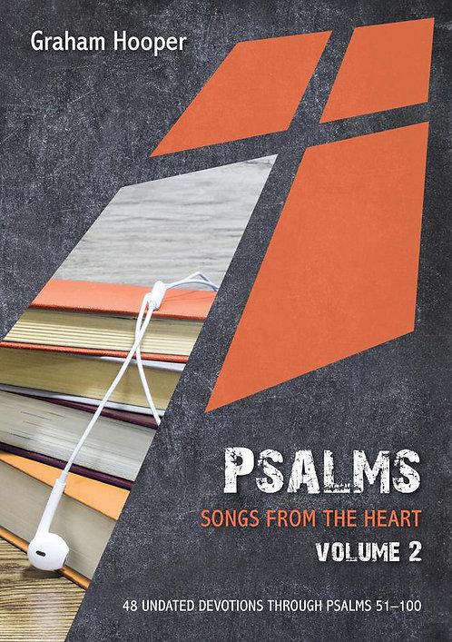Psalms: Songs from the Heart Volume 2~ Graham Hooper