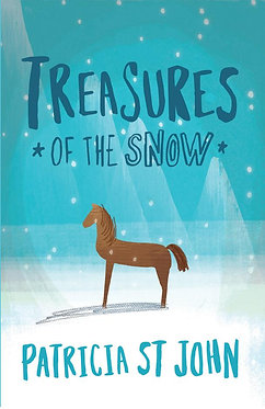 Treasures of The Snow ~ Patricia St John