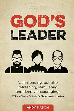 God's Leader ~ Andy Mason