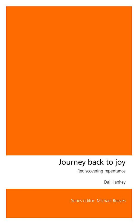 Journey Back to Joy ~ Dai Hankey [Union Series]