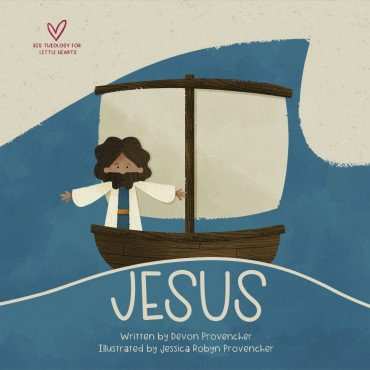 Jesus ~ Devon Provencher
