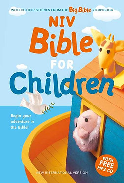 NIV Bible for Children ~ Begin your adventure in the Bible