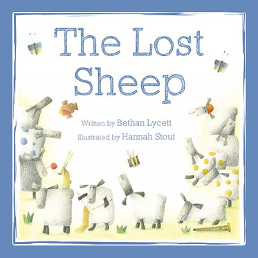 The Lost Sheep ~ Bethan Lycett & Hannah Stout