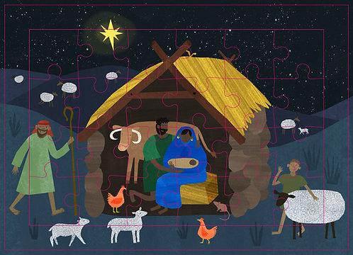 Nativity Jigsaw