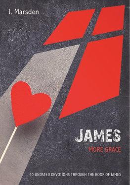James: More Grace~ J. Marsden