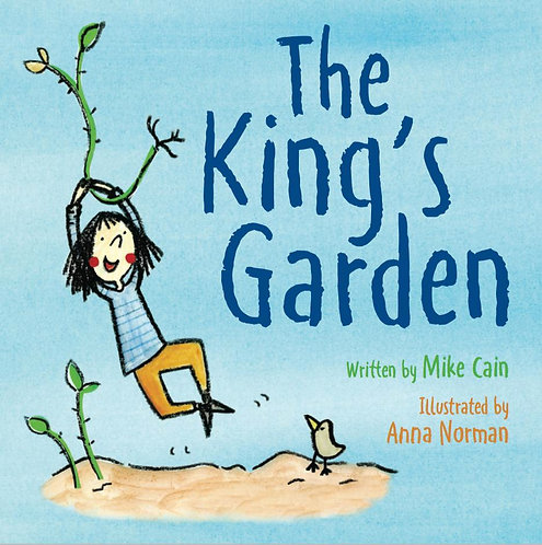 The King's Garden ~ Mike Cain and Anna Norman