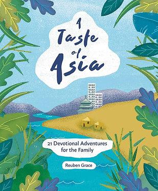 A Taste of Asia~ Reuben Grace