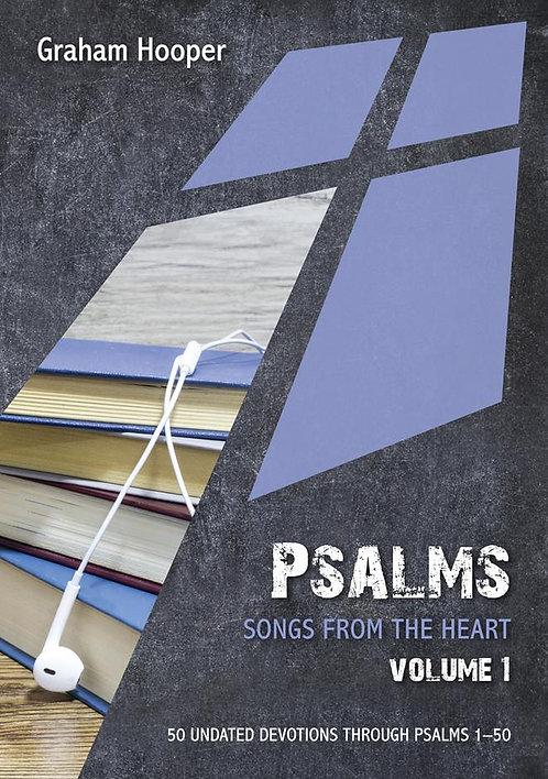 Psalms: Songs from the Heart Volume 1~ Graham Hooper