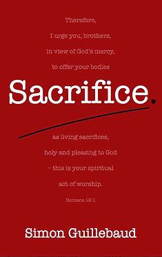 Sacrifice ~ Simon Guillebaud