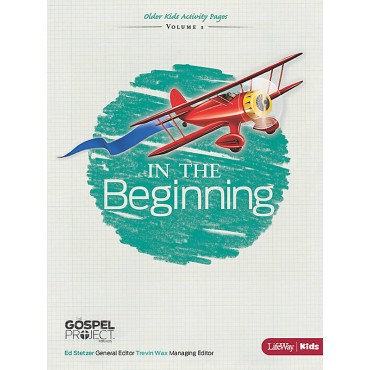 In The Beginning: Older Kids Activity Pages