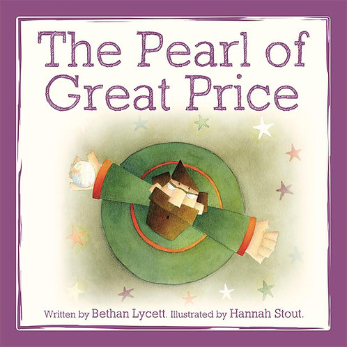The Pearl of Great Price ~ Bethan Lycett