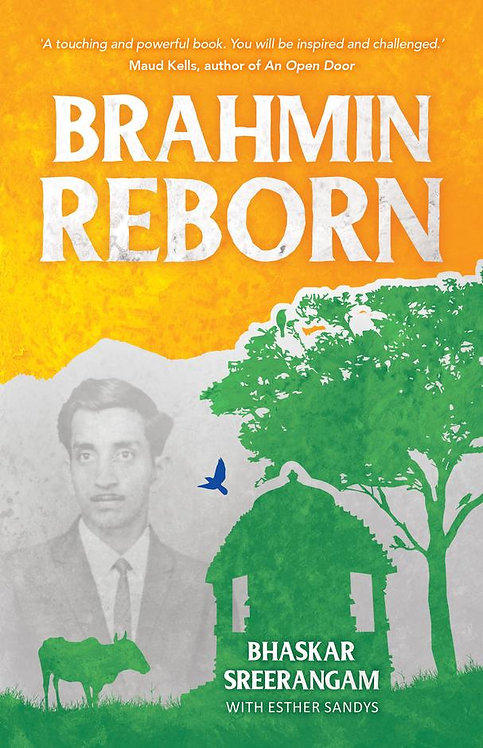 Brahmin Reborn ~ Bhaskar Sreerangam with Esther Sandys