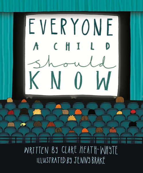 Everyone a Child Should Know ~ Clare Heath-Whyte
