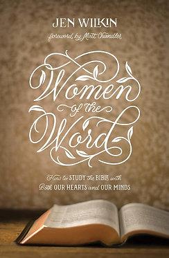 Women of the Word ~ Jen Wilkin