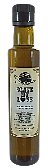 2019 Harvest Olive Oil
