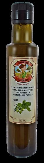 Bountiful Basil Olive Oil