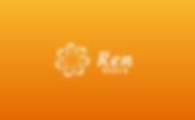 ㈱蓮のホームページバナー画像。ロゴ。