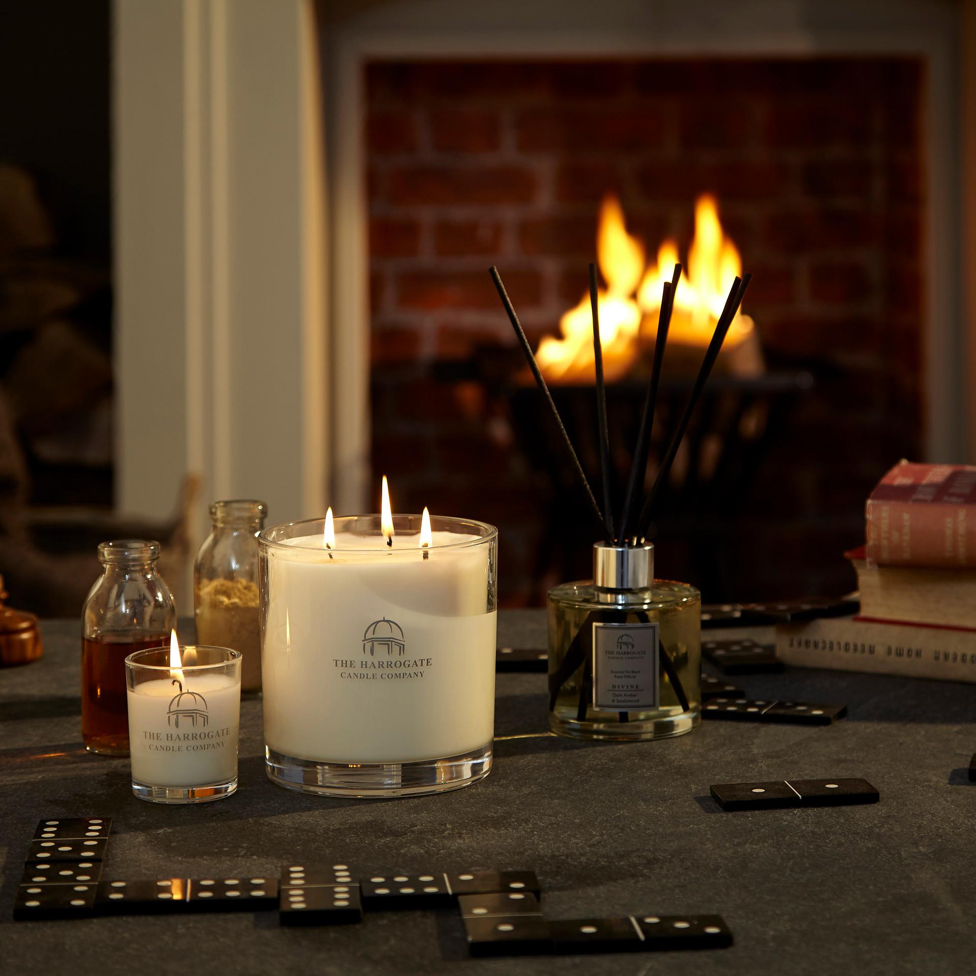 The Harrogate Candle Company, Prodoto