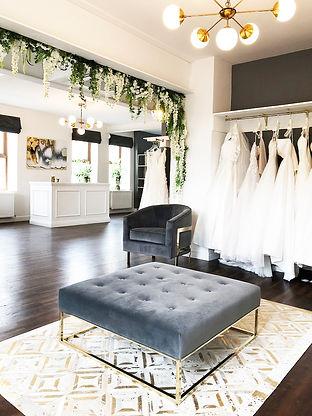 Magpye, Bridal Shop, walk-in wardrove, l