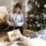 Stylist Katie Longshaw-Pye Festive Tips