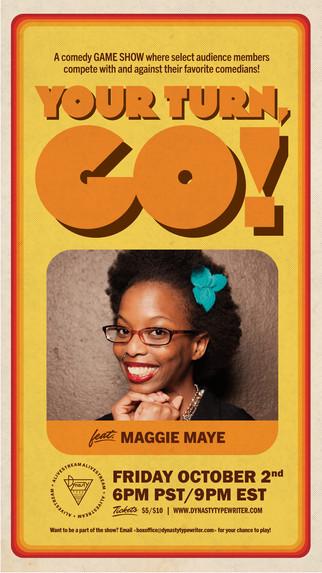 MAGGIE MAYE