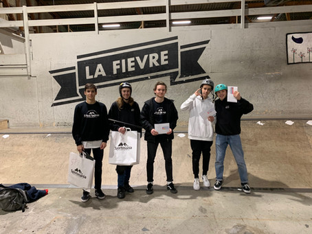 Scooter Contest 1 mars 2020