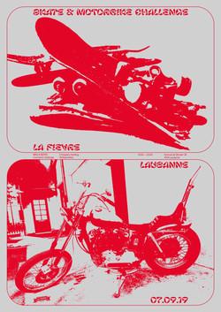 Skate & Motorbike Challenge 07.09.19