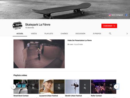 Suivez nous sur Youtube avec nos archives vidéos des événements la Fièvre