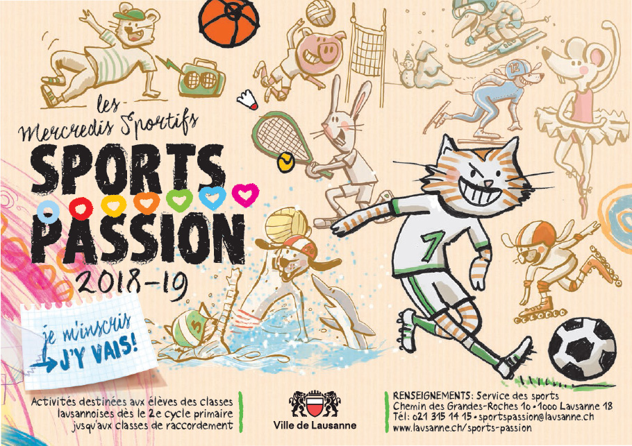 Sports Passion 2019