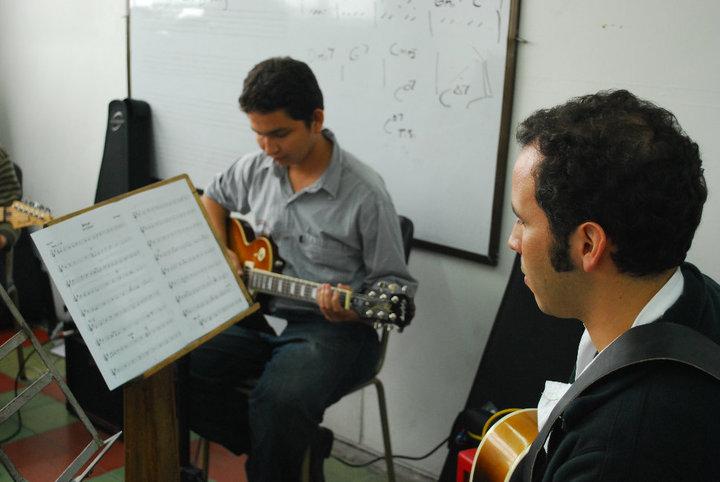 Carlos Pino Guitar Lessons