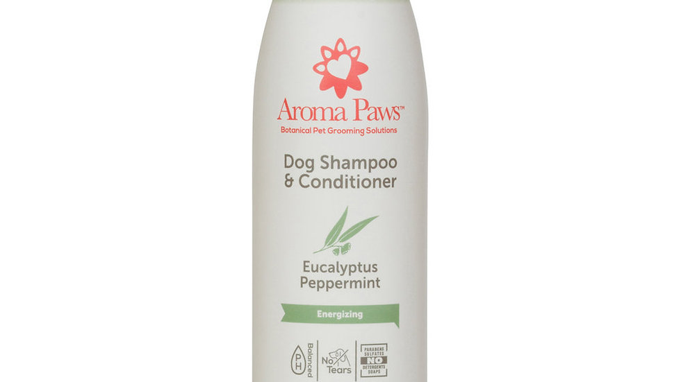 13.5 Oz. Shampoo Eucalyptus Peppermint
