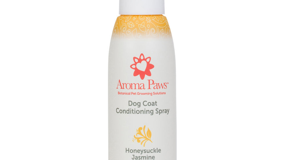 4.5 Oz. Dog Coat Spray Honeysuckle Jasmine