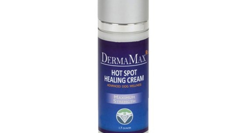 DermaMAX Hot Spot Healing Cream