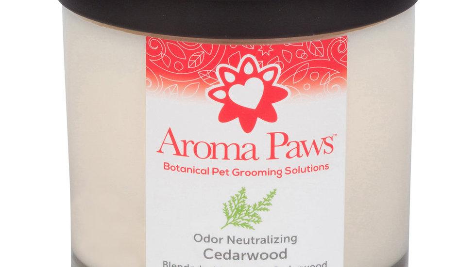 Odor Neutralizing Soy Candle Cedarwood