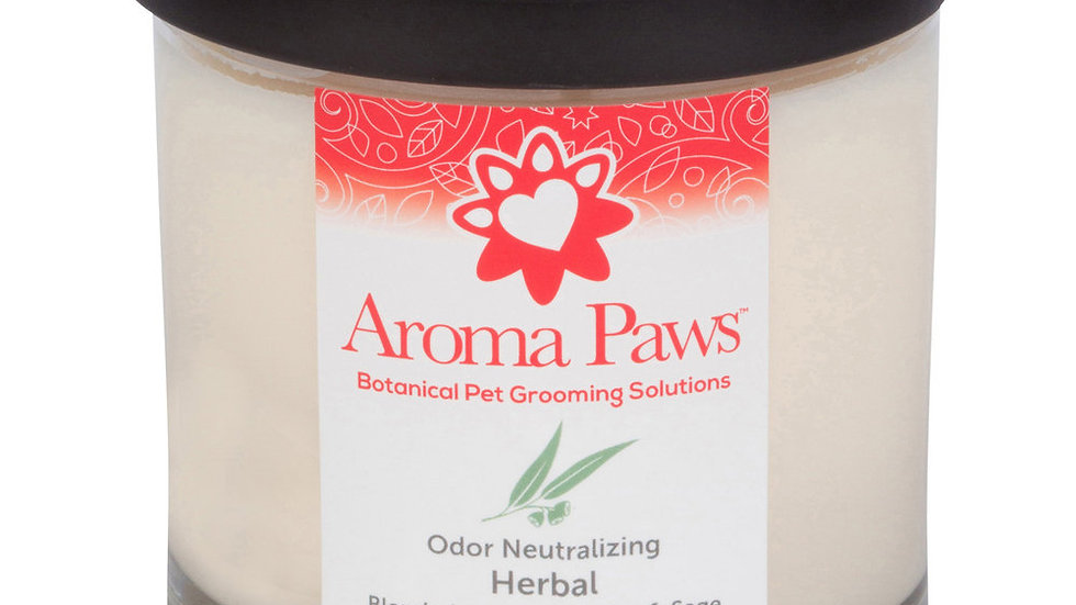 Odor Neutralizing Soy Candle Herbal