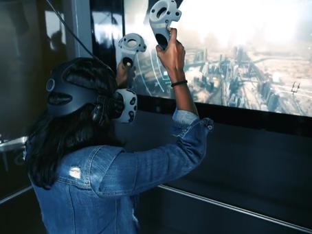 World's Tallest Structure Burj Khalifa Gets A Spy VR Experience