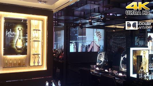 Luxury Retail BrightSign Application
