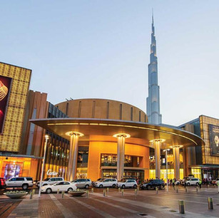 All Digital Signage Projects at the Dubai Mall