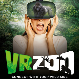 The World's First Virtual Reality Zoo at Dubai Mall