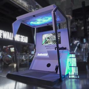 Mission 828 - Burj Khalifa VR Experience